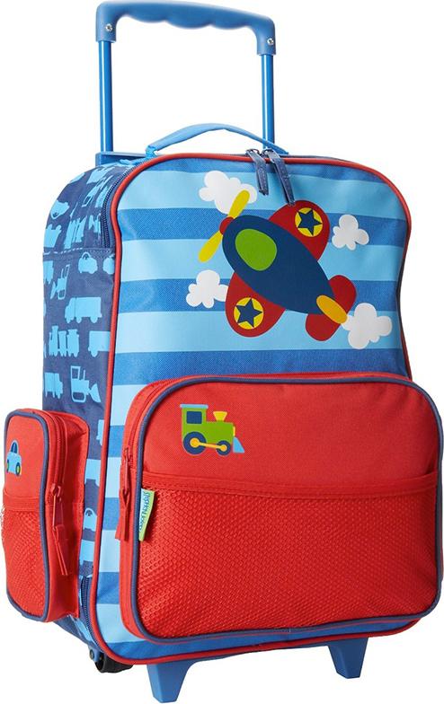 0b416558697 Παιδική βαλίτσα τροχήλατη «ΑΕΡΟΠΛΑΝΟ» | Baby Love Kalamata